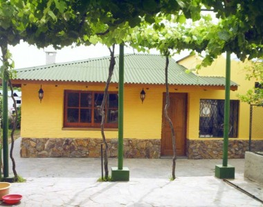 Casa Lezica adobe